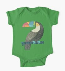 Tucan chilling One Piece - Short Sleeve