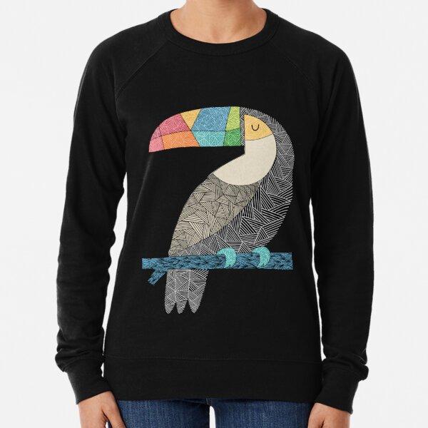 Tucan chilling Lightweight Sweatshirt
