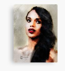 Kerry Canvas Print