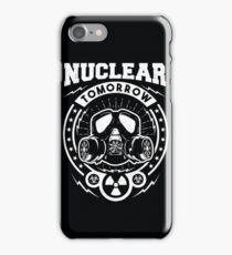 Nuclear Tomorrow iPhone Case/Skin