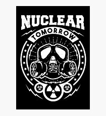 Nuclear Tomorrow Photographic Print
