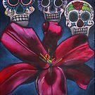 Sugar Skulls by Lori Elaine Campbell