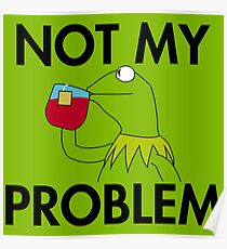 Kermit Tea Poster
