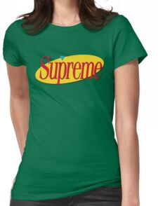 Supreme Seinfeld Collab Womens Fitted T-Shirt