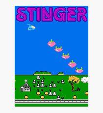 Stinger (NES) Photographic Print