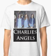 Charlies Angles Parody- Charles Manson Classic T-Shirt