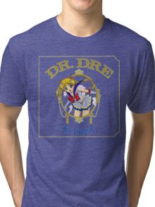 Sailor Moon Dr Dre the Chronic cover Parody tee Tri-blend T-Shirt