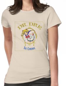 Sailor Moon Dr Dre the Chronic cover Parody tee Womens Fitted T-Shirt