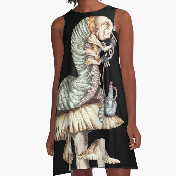 Absolem  A-Line Dress