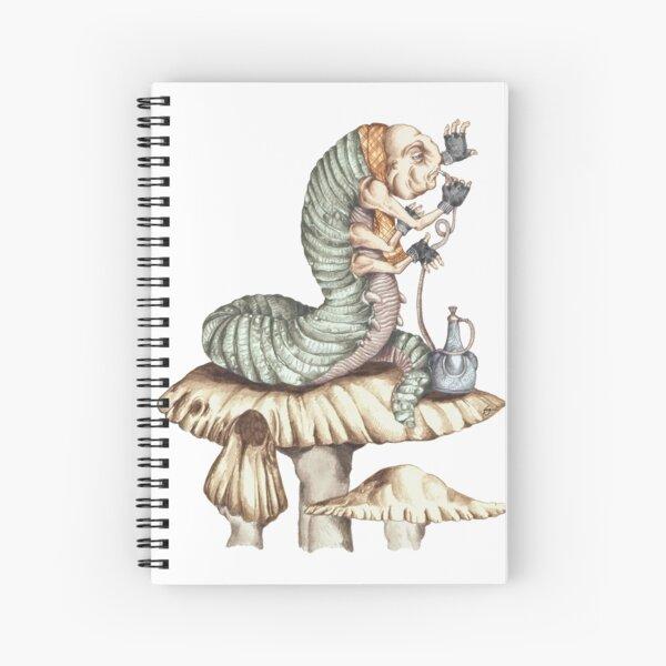 Absolem  Spiral Notebook