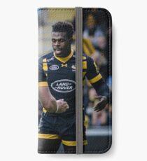 Danny's and Christian's celebration moves iPhone Wallet/Case/Skin