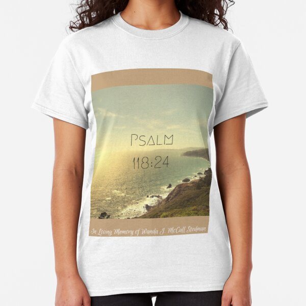 Terri Fletcher Custom Order Classic T-Shirt
