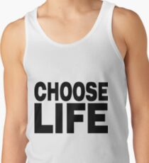 Choose Life (George Michael forever). Tank Top