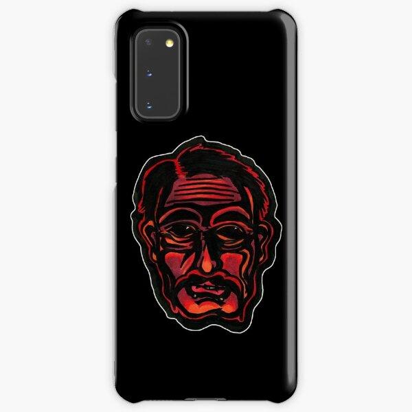 Red Samsung Galaxy Snap Case