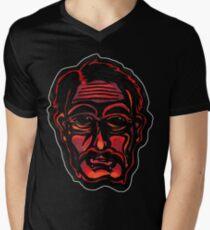 Red V-Neck T-Shirt