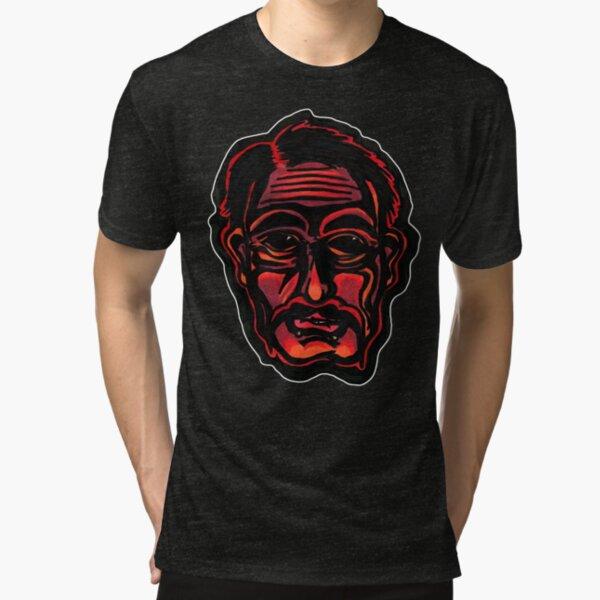 Red Tri-blend T-Shirt