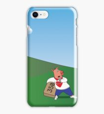 Maggie and the Ferocious Hypebeast iPhone Case/Skin