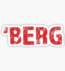 'Berg Sticker