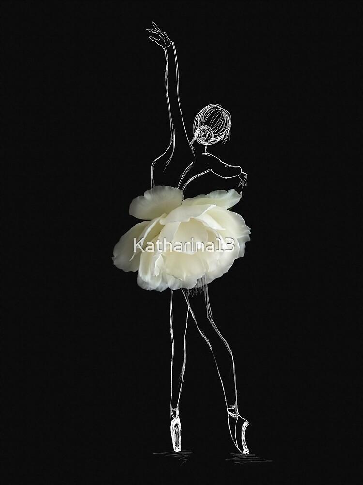 White rose ballerina by Katharina13