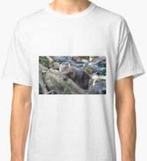 Northern River Otter Classic T-Shirt