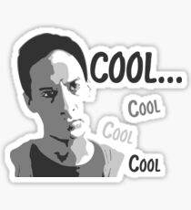 Cool. Cool cool cool. - Community Sticker