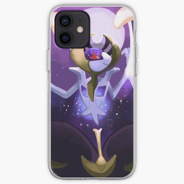 Pokémon - Lunala iPhone Soft Case