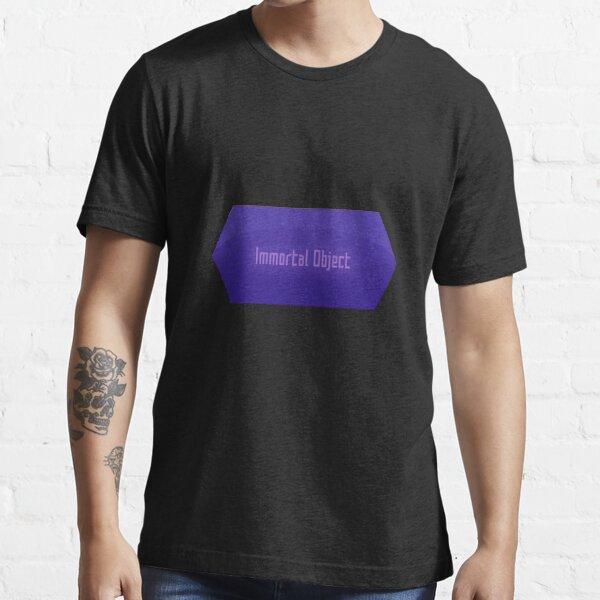 Objet immortel T-shirt essentiel