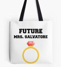 Future Mrs. Salvatore Tote Bag