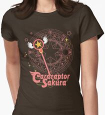 CCS - Magic Circle Women's Fitted T-Shirt