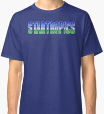StarTropics (NES Title Screen) Classic T-Shirt