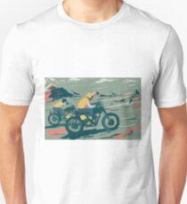 RACE Unisex T-Shirt