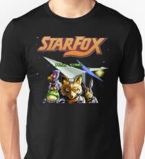 Star Fox (SNES Title Screen) T-Shirt
