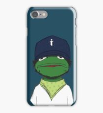Kermit Lamar iPhone Case/Skin