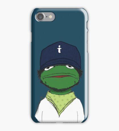 Kermit Lamar iPhone Case/Skin