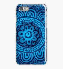Blue Zen iPhone Case/Skin