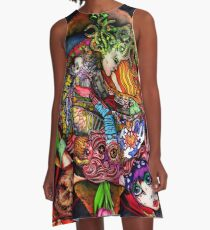 Strange Days: Any and Every Way A-Line Dress