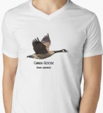 Canada Goose Isolated 2015 Men's V-Neck T-Shirt