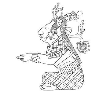 Tz'aakb'u Ahau - Mayan by goldenlotus