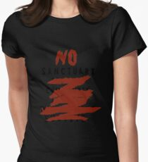 No Sanctuary Womens Fitted T-Shirt