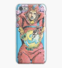 Johnny Joestar 2 iPhone Case/Skin