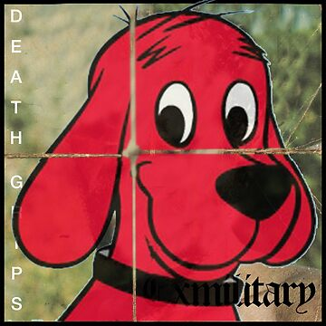 Clifford Exmilitary Death grips cover  by moonaholic