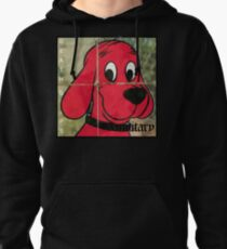 Clifford Exmilitary Death grips cover  Pullover Hoodie