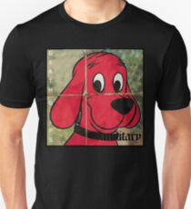 Clifford Exmilitary Death grips cover  Unisex T-Shirt