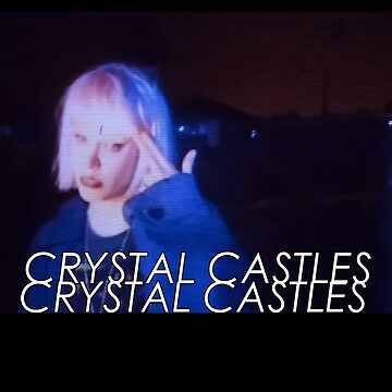 Crystal Castles by moonaholic