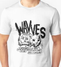 Wavves I Hated Wavves Before they were cool  Unisex T-Shirt