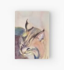 Bobcats Hardcover Journal