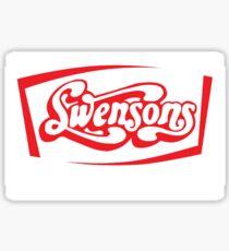 Swensons Sticker