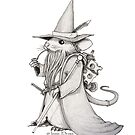 The Mouse Wizard by Jesse Joseph