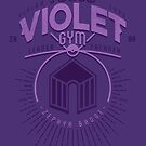 Violet Gym by Azafran