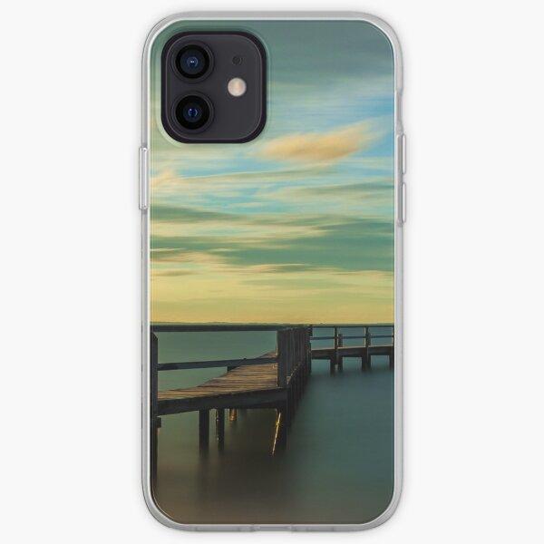 Zig Zag Pier Portsea iPhone Soft Case